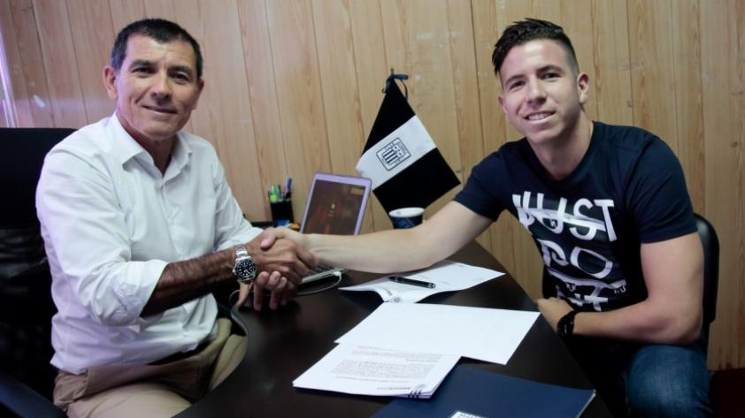 ¡Un delantero más! Alianza Lima anuncia oficialmente a Adrián Ugarriza como nuevo refuerzo