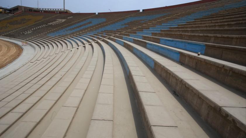 Lima 2019: estadio San Marcos tendrá césped sintético en los Juegos Panamericanos (FOTOS)