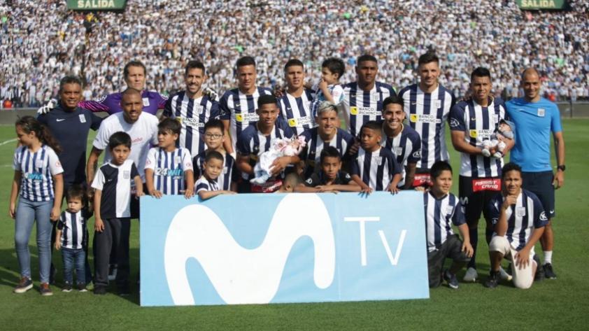 Con cuatro cambios: este es el once de Alianza Lima que enfrentará a FBC Melgar en Arequipa (FOTOS)