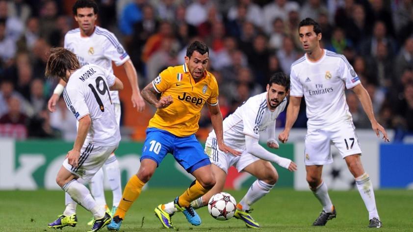 River Plate vs. Boca Juniors: los jugadores que ya jugaron en el Santiago Bernabéu (FOTOS)