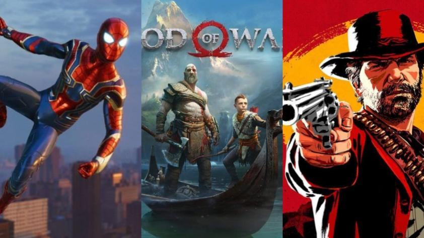 The Game Awards: conoce a los finalistas del 'mejor videojuego del 2018' (FOTOS)