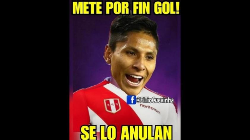 Perú cayó 2-0 ante Ecuador: mira los despiadados memes que tomaron Facebook (FOTOS)