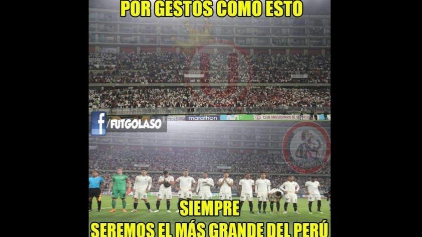 Facebook: los divertidos memes del triunfo de Universitario de Deportes 2-0 ante Sport Rosario (FOTOS)