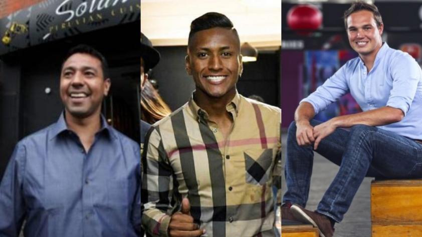 Como Pedro Aquino: los jugadores y sus otros negocios fuera de las canchas (FOTOS)