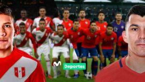 Perú se enfrenta a Chile: los onces confirmados de ambos equipos (FOTOS)