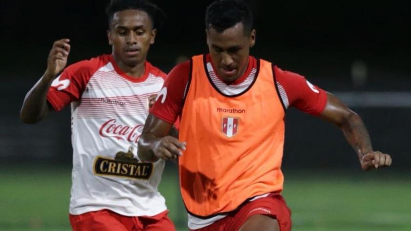Selección Peruana: este sería el once que se prepara para el amistoso contra Chile (FOTOS)