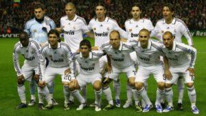Así fue el último equipo de Real Madrid sin Cristiano Ronaldo por Champions League (FOTOS)