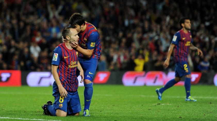 Los mejores momentos de David Villa en el fútbol español (FOTOS)