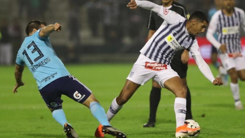 Las mejores imágenes de la victoria de Alianza Lima 2-1 sobre Sporting Cristal