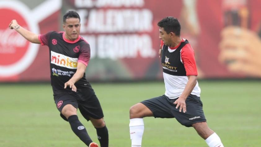 Pensando en Lima 2019: Selección Peruana igualó 2-2 en partido amistoso contra Sport Boys (FOTOS)