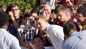 Querido por muchos, fichado por la Juventus: así fueron las primeras horas de Matthijs De Ligt en Italia (FOTOS)