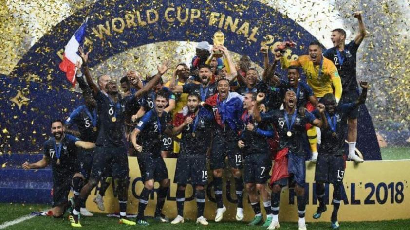 A un año de la final, ¿cuál fue el destino de los jugadores franceses campeones del Mundial Rusia 2018? (FOTOS Y VIDEO)