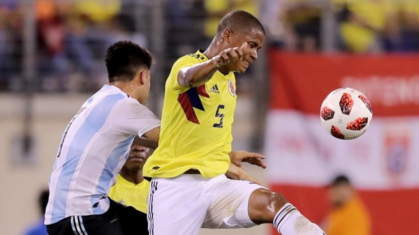 Este será el equipo que presentará Colombia para enfrentar a la Selección Peruana (FOTOS)