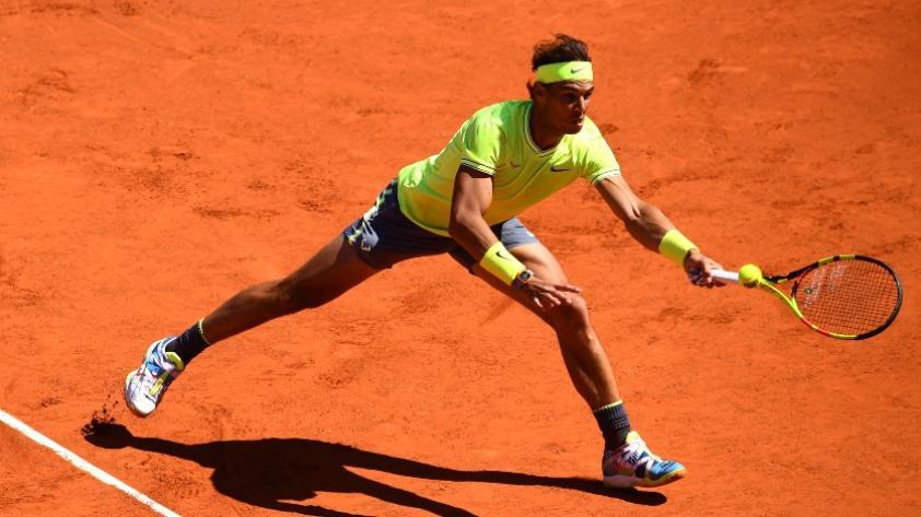 ¡Rugió 'La Fiera'! Rafael Nadal venció a Roger Federer y llegó a la final del Roland Garros (FOTOS)