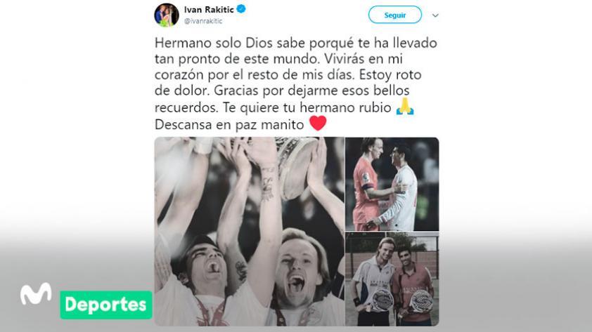 Dolor en el fútbol: los mensajes de condolencias tras el fallecimiento de 'La Perla' Reyes (FOTOS)