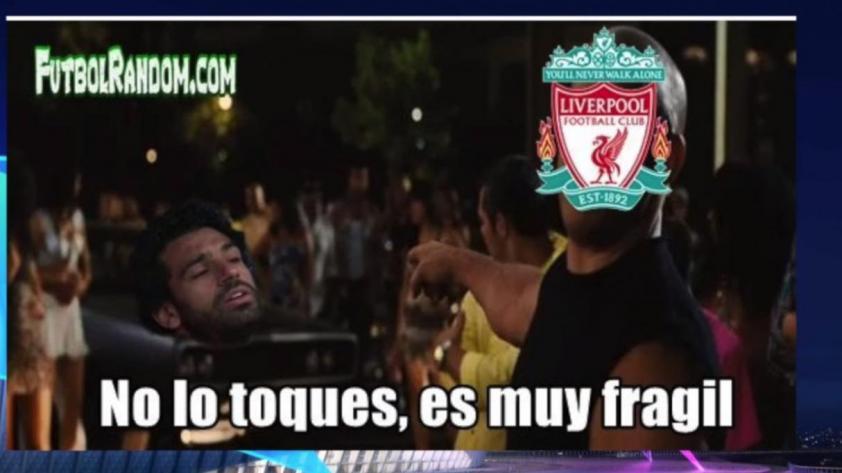 ¡No pararás de reír! Los divertidos memes de la eliminación de Barcelona ante Liverpool en Champions League (FOTOS)