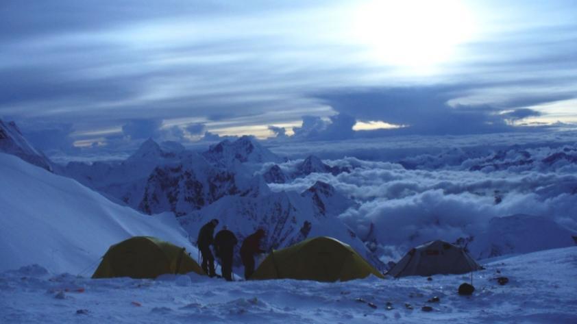 Estas fueron las 15 más importantes cimas que coronó el montañista peruano Richard Hidalgo (FOTOS)