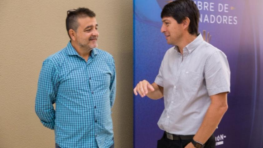Russo, Vivas y Pautasso en cumbre de entrenadores de la CONMEBOL (FOTOS)