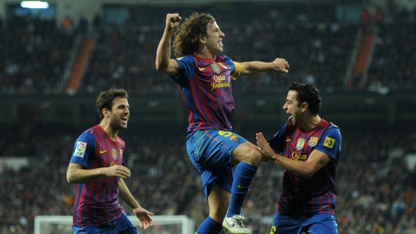 10 victorias en 10 años: la gran racha del FC Barcelona en el Santiago Bernabéu contra Real Madrid (FOTOS)