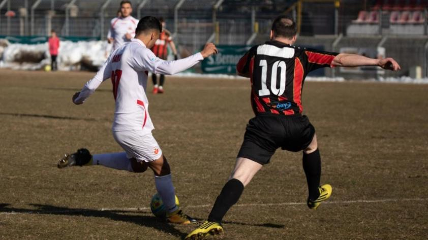 Escándalo en el fútbol italiano: equipo de la Serie C se presenta a partido con 7 jugadores y cae 20-0 (FOTOS Y VIDEO)