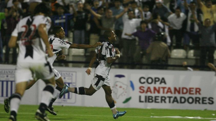 A 9 años del inolvidable 4-1 de Alianza Lima a Estudiantes de La Plata (FOTOS)