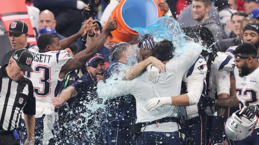 Super Bowl LIII: lo mejor de la edición 2019 en 20 fotos (GALERÍA)