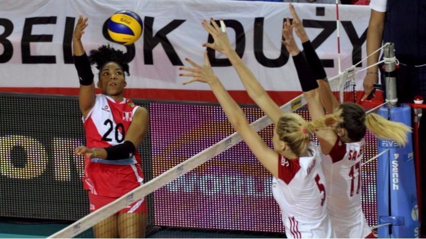 La selección de vóley cayó 3 - 1 ante Polonia por el Grand Prix