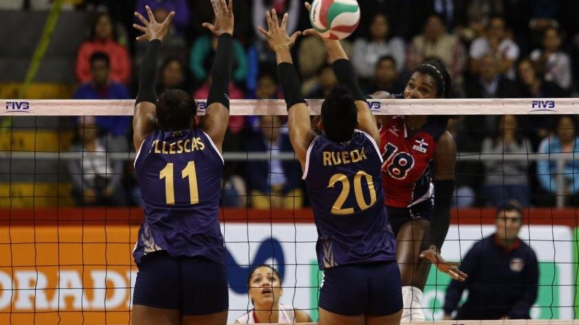 (EN VIVO) Perú jugará los cuartos de final a pesar de caer ante República Dominicana