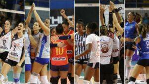 ¡Vuelve el voleibol! La LNSV ya tiene fecha de inicio para la temporada 2019/2020