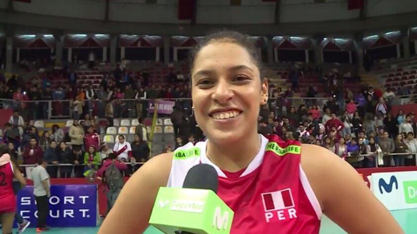 """Alexandra Muñoz: """"Este es el primer paso para un objetivo más grande"""""""