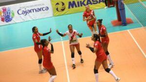 Gran victoria: Perú venció 3 sets a 0 a Bolivia en su debut por el Sudamericano de Voleibol Femenino en Cajamarca
