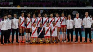 Esta es la convocatoria de la selección peruana para el Sudamericano de voleibol femenino