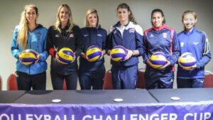 Challenger Cup 2019: hoy comienza el torneo en busca de un cupo a la Liga de Naciones 2020