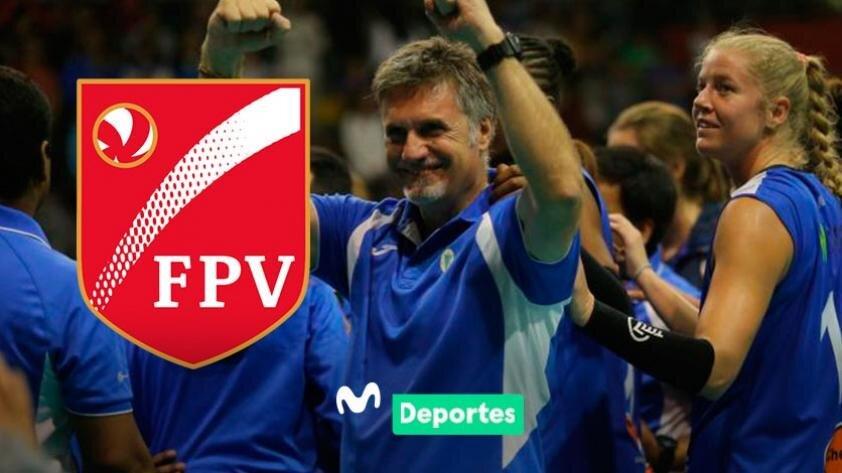 Francisco Hervás es el nuevo entrenador de la selección mayor femenina de voleibol