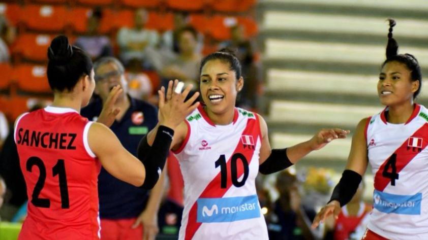 Perú cae 3-0 contra Puerto Rico en la Copa Panamericana