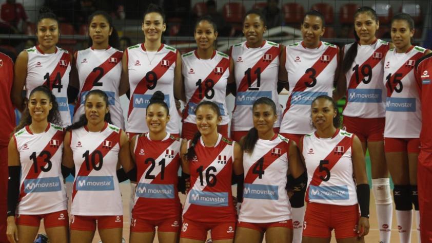 #ModoVoley: Perú obtiene el primer puesto en el clasificatorio sudamericano