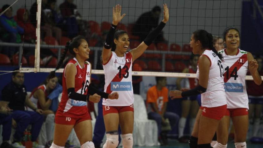 Perú venció a Venezuela por el Challenger Cup
