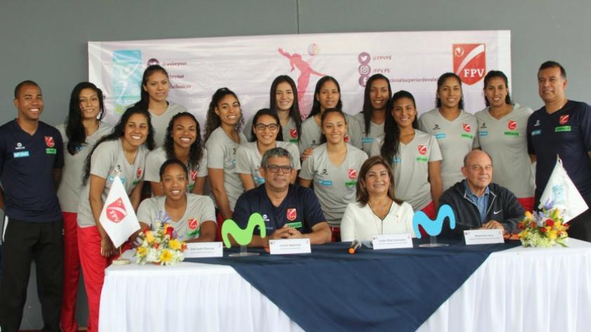 Perú debuta con Chile en el clasificatorio sudamericano femenino al Challenger Cup