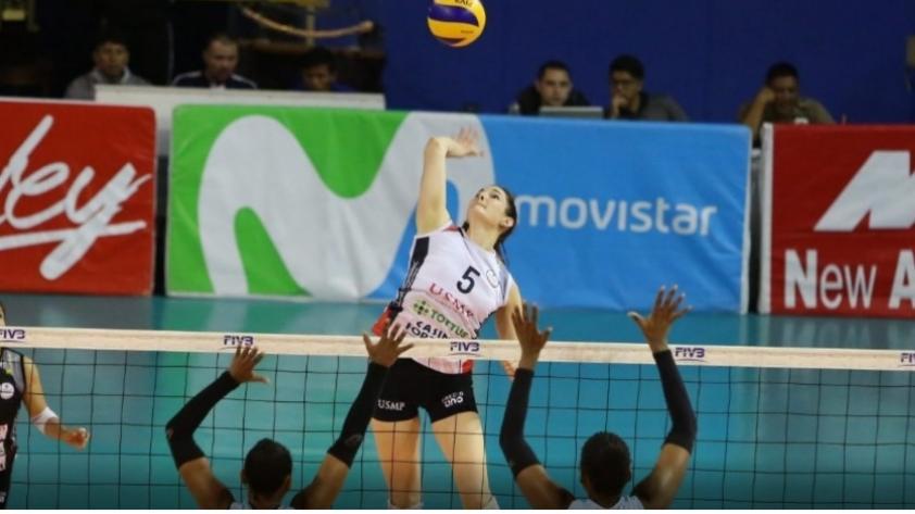 Liga Nacional Superior de Vóley Femenino: San Martín clasificó a la gran final y definirá el título vs. Jaamsa