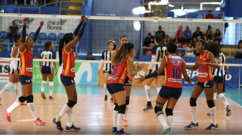 LNSV: Jaamsa es el primer finalista del torneo
