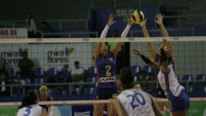 Liga Nacional Superior de Vóley Femenino: conoce los partidos de cuartos de final rumbo al título
