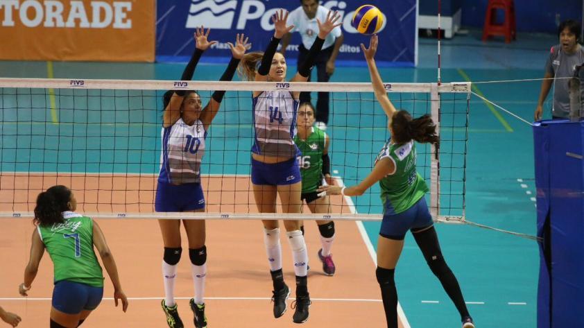 Liga Nacional Superior de Vóley Femenino: resultados de la última fecha de partidos