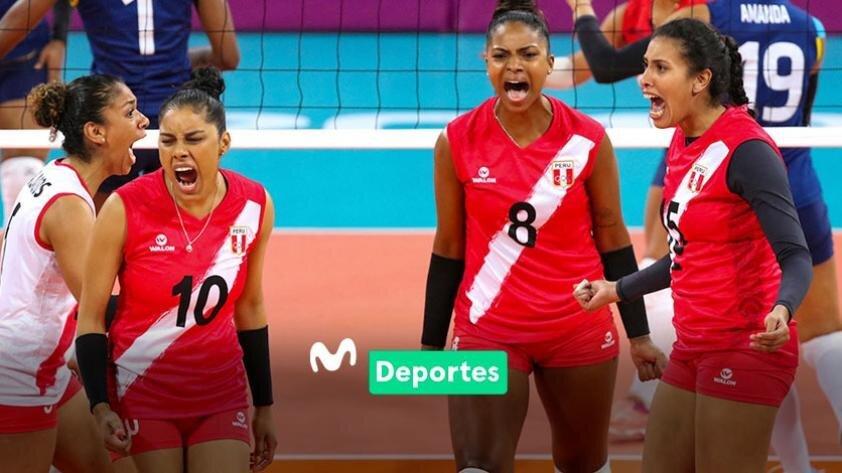 Selección Peruana: este es el fixture confirmado de partidos para el preolímpico de voleibol femenino