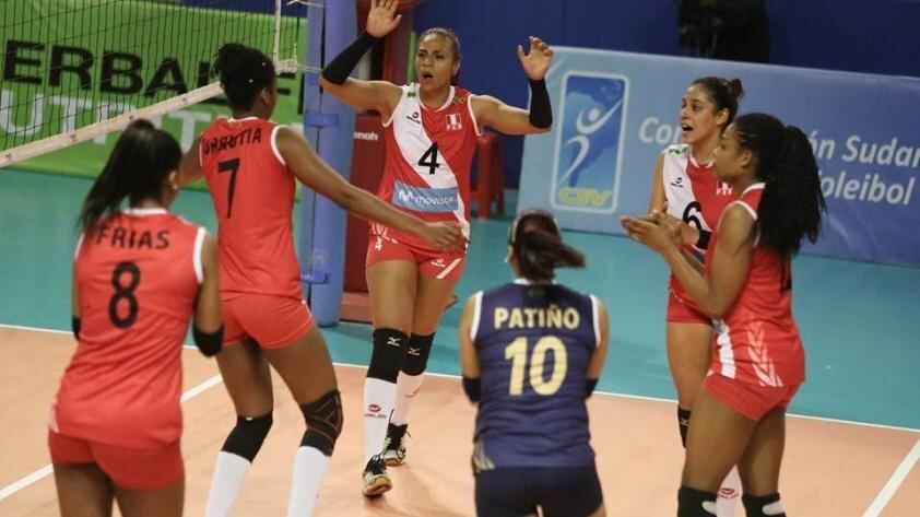 #ModoVóley: Perú se quedó con la de bronce tras vencer a Chile