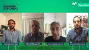 """Juan Carlos Oblitas en Movistar Deportes: """"El fútbol quiere reiniciar, pero nosotros también tenemos que ayudar"""" (VÍDEO)"""