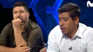 Nicolás Córdova explicó la no contratación de Tiago Cantoro frente a su padre en Movistar Deportes (VIDEO)