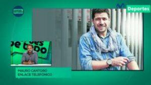 Rompe su silencio: la palabra de Mauro Cantoro sobre la salida de su hijo de Universitario (VIDEO)