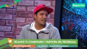 Al Ángulo: Reimond Manco confesó que tuvo la opción de jugar en el Real Madrid (VIDEO)