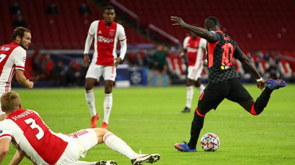 Liverpool venció al Ajax
