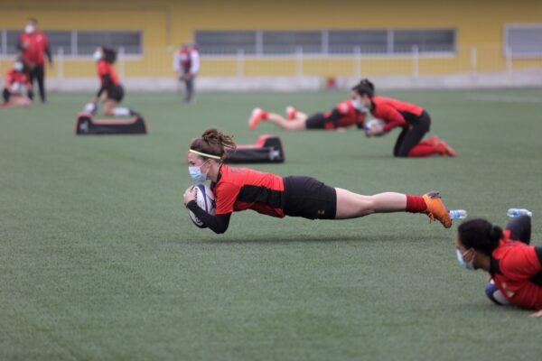 Rugby femenino - Perú
